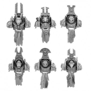 CHAOS EGYPT SONS TERMINATORS CONVERSION SET (6U)