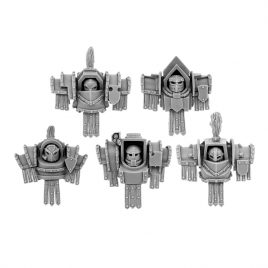 IMPERIAL CHARACTER TERMINATOR ARMOUR CONVERSION SET (5U)