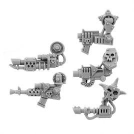 ORK CYBORG CONVERSION BITS BIONIC SLUGGA ARM (5U) (LEFT)