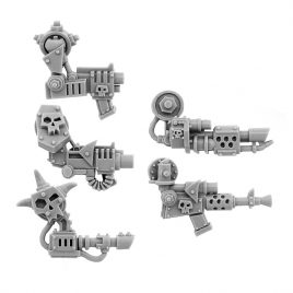 ORK CYBORG CONVERSION BITS BIONIC SLUGGA ARM K/401 (5U) (RIGHT)