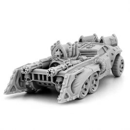 HERESY HUNTER BATTLE CAR