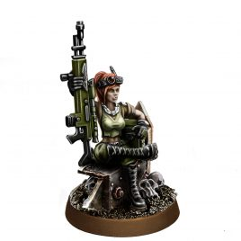 IMPERIAL SOLDIER FEMALE CORPORAL
