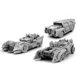 IMPERIAL CARS MIDDLE PACK