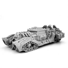 HERESY HUNTER STRIKE CAR
