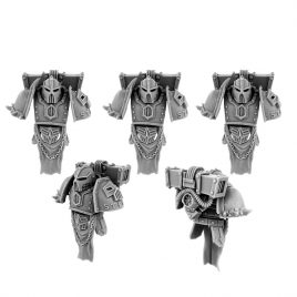 CHAOS WARRIORS THUNDER PATTERN CONVERSION SET (5U)