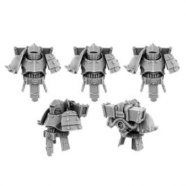 CHAOS WARRIORS STEEL PATTERN CONVERSION SET (5U)
