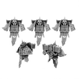 CHAOS WARRIORS MJÖLLNIR PATTERN CONVERSION SET (5U)