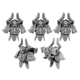 CHAOS WARRIORS HADUR PATTERN CONVERSION SET (5U)