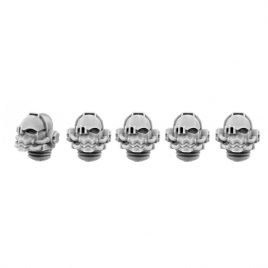 5 LUTETIUM HEADS SET IN 28MM
