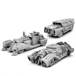 IMPERIAL CARS SECOND MIDDLE PACK