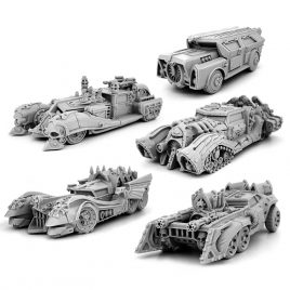 IMPERIAL CARS BIG PACK