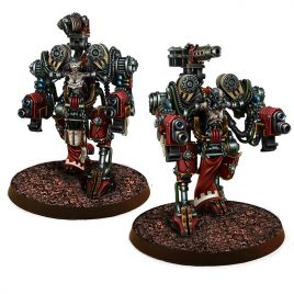 MECHANIC ADEPT CASTELLAN-TYPE WALKER PAIR