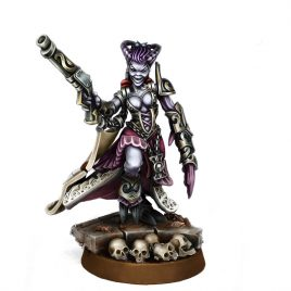 HERESY HUNTER DAEMONETTE INQUISITOR CONTRACTED MERCENARY