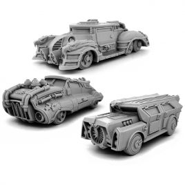 IMPERIAL SECTOR CARS PACK