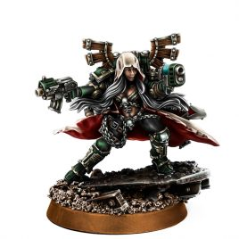 CHAOS WARRIOR CYPHERIA THE FALLEN