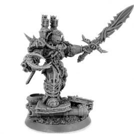 CHAOS MASTER OF CRUSADE [LIMITED EDITION]