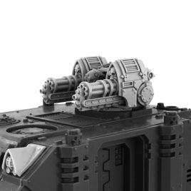 IMPERIAL ASSAULT CANNON TURRET [CONVERSION SET]