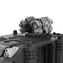 IMPERIAL HEAVY BOLTGUN TURRET [CONVERSION SET]