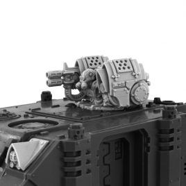 IMPERIAL MELTING TURRET [CONVERSION SET]
