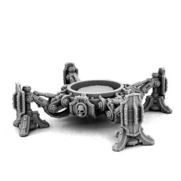 IMPERIAL LYCOSA HEAVY WEAPON PLATFORM (QUADPOD)