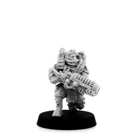 IMPERIAL DEAD DOG WITH SPECIAL WEAPONS