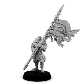 IMPERIAL DEAD DOG WITH STANDARD