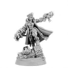 IMPERIAL FEMALE BRAVE COMMISSAR