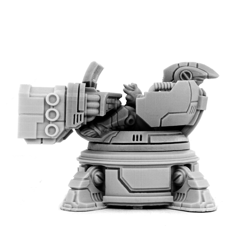NEW Greater Good Support Turret Tau Wargames Exclusive