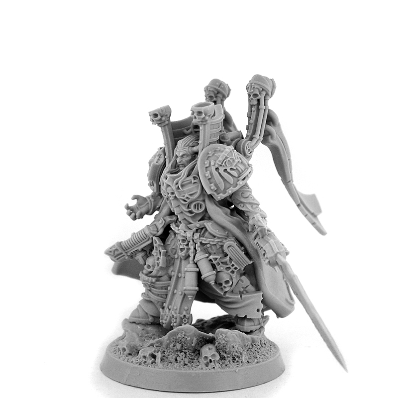 Imperial relics of Saint Brother set wargame Exclusive 5