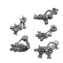 ORK CYBORG CONVERSION BITS BIONIC SLUGGA ARM K/403 (5U) (LEFT)