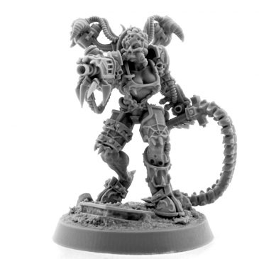 CHAOS POSSESSED CULTIST WITH WHIP