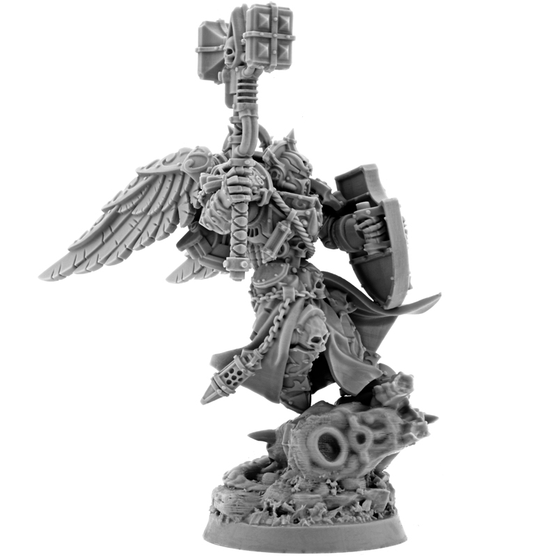 IMPERIAL BLOOD SMASH CAPTAIN (AV)