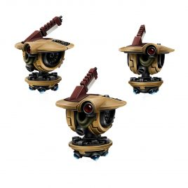 GREATER GOOD PROTECTION DRONES (3U)