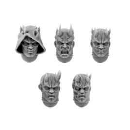 DM TYPE HEADS SET (5U)