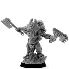 ORK PIRATE OFICEER LITTLE JOHN