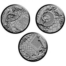 EMPEROR SISTERS BASE SET (40MM) X3