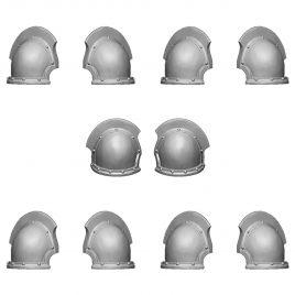IMPERIAL SHOULDER PADS (5U)