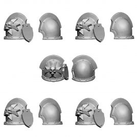 IMPERIAL TEMPLAR SHOULDER PADS (5U)